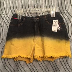 FUBU Shorts - FUBU The Collection Rare Vintage NOS Shorts 9/10